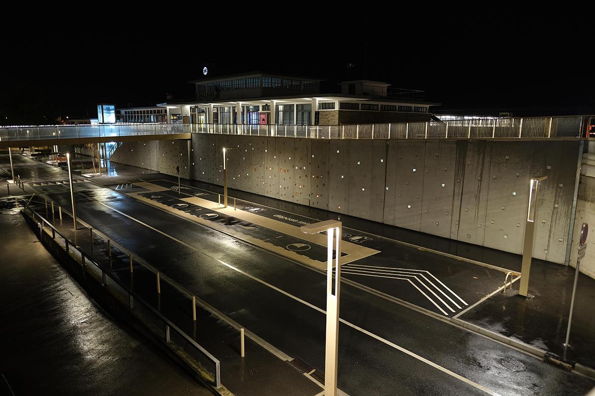 Gare de Saint-Nazaire
