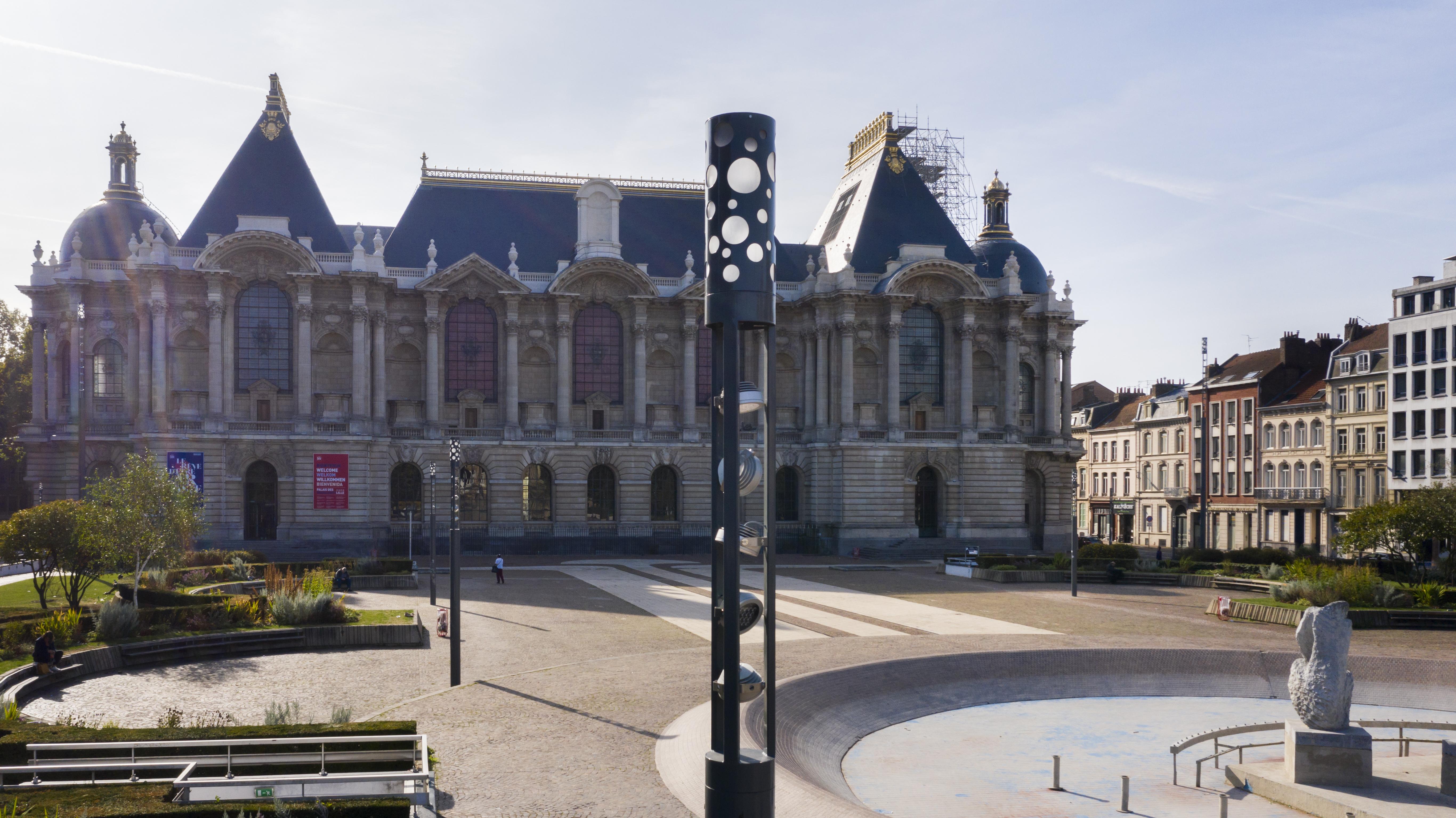 Place de la République de Lille